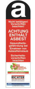 asbesthaltig-achtung-Richter-AsEG ALLDEMONT-BfUG